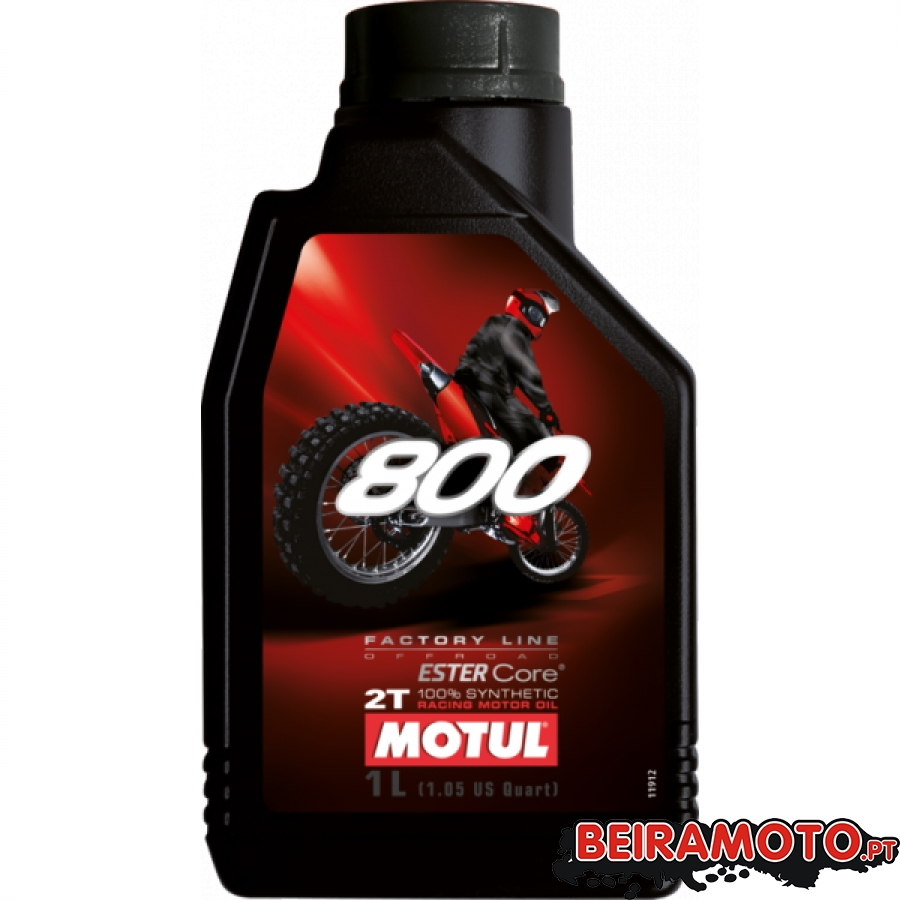 MOTUL 800 FACTORY LINE (100% SYNTHETIC)