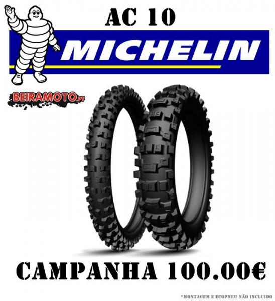 MICHELIN AC10 (CONJ.)
