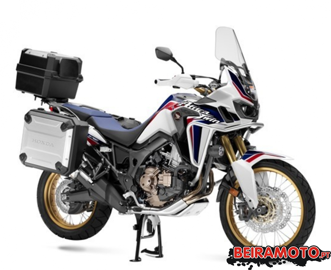 PACK TRAVEL AFRICA TWIN
